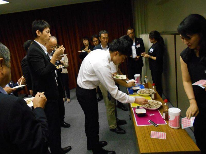 第2回目リニューアル版魔法の塩ポン酢大試食会!@経済人交流会