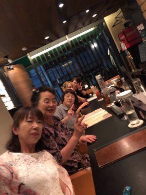 松阪darumaさんにてスタッフミーティング1