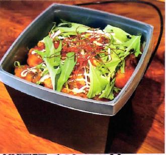 松阪豚チリマヨ丼 まつぶた お弁当 テイクアウト