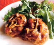 松阪豚のデミバーグ まつぶた お惣菜 テイクアウト