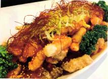 松阪豚の豚チリ まつぶた お惣菜 テイクアウト